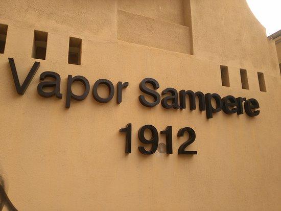 Rellotge del Vapor Sampere