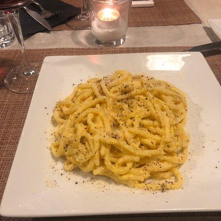 Jantar em Roma
