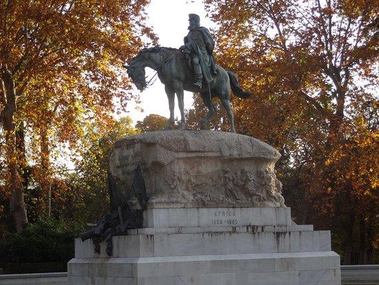 Monumento a Martinez Campos