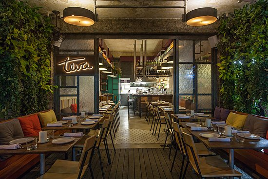 Excelente Restaurante Teva