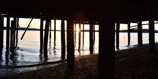 Steilacoom, WA: Saltar's Point Beach