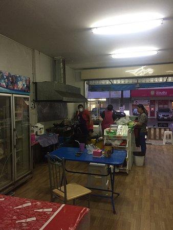 Pim's Kitchen: 環境環境