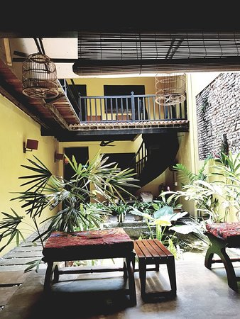 Hotel Puri: The hotel's spa