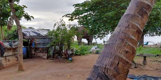 Polonnaruwa, Sri Lanka: Salut gros !