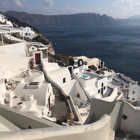 My Stay in Santorini Oia