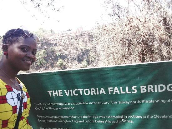 Victoria Falls Foto