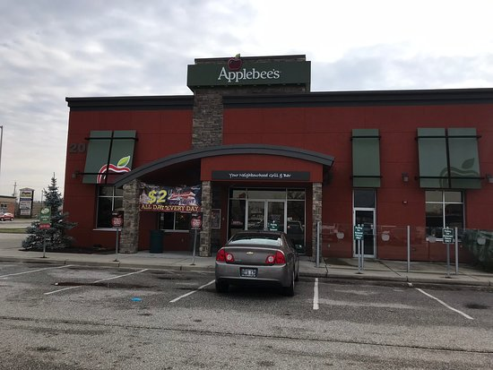 Private Party Room Picture Of Applebee S Windsor