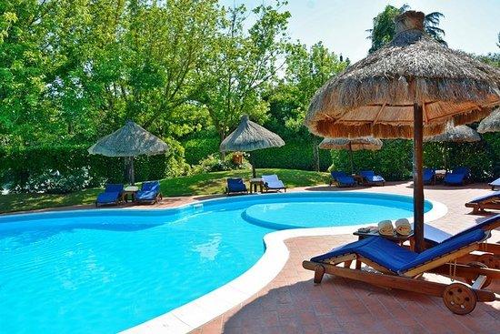Calcinaia, Italien: Pool