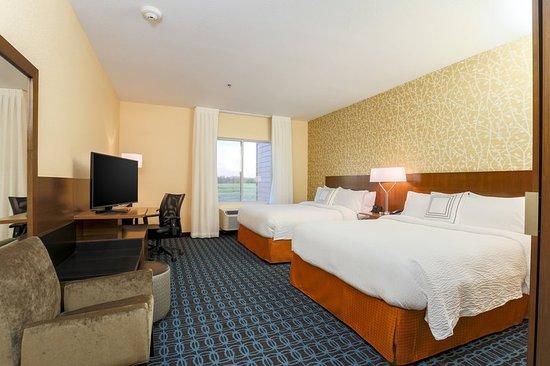 Pleasanton, TX: Guest room