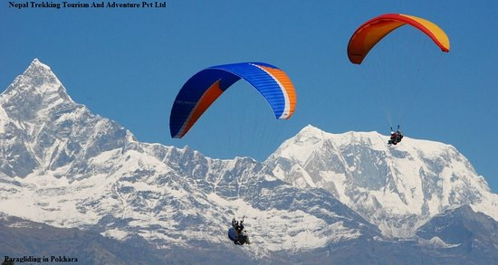 Nepal Trekking Tourism And Adventure