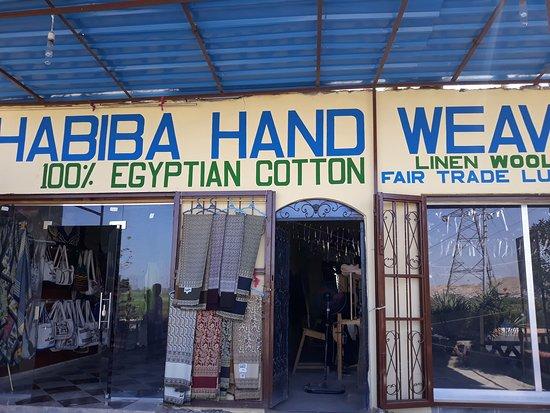 Habiba hand Weaving