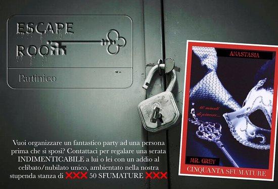 Festeggia il tuo evento nella nostra Escape Room 😊 per il festeggiato/a l'ingresso è omaggio ed il divertimento è assicurato
