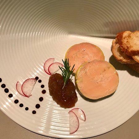 Foie gras de canard maison 14€