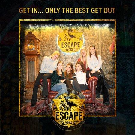 Escape World Waterlooplein Amsterdam 2019 Alles Wat U