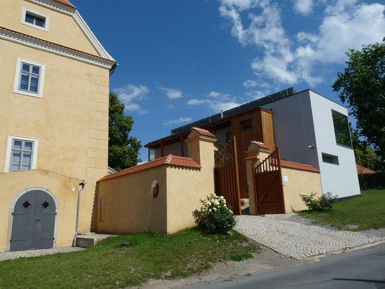 Uhercice, Czech Republic: Penzion Na Kolarce