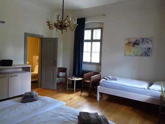 Uhercice, Czech Republic: Chambre