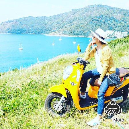 Cyou Motorbike Rental