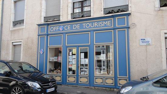Office de Tourisme des Monts de Gy