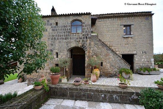 Riardo, Italy: masseria esterno