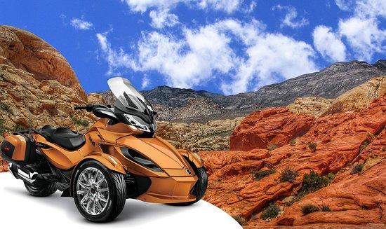 Las Vegas Spyder Tours