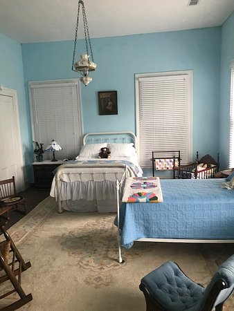 Camden, AL: Nursery Suite.  It has a full bed and a twin bed just to clarify
