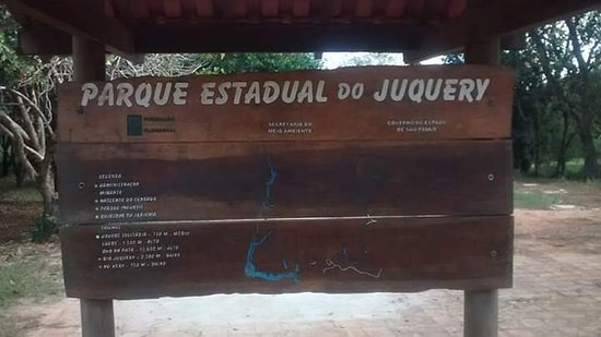 Parque Estadual do Juquery Foto