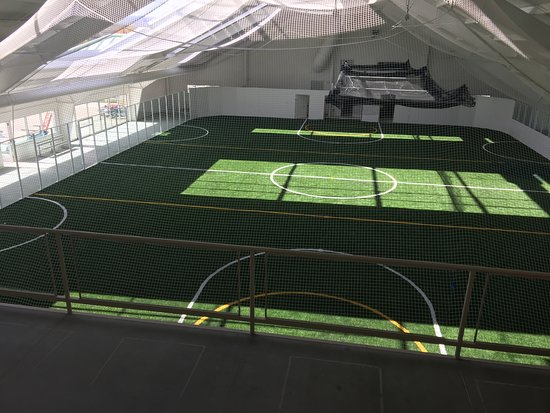 Montrose, CO: Indoor Turf Field at the Field House
