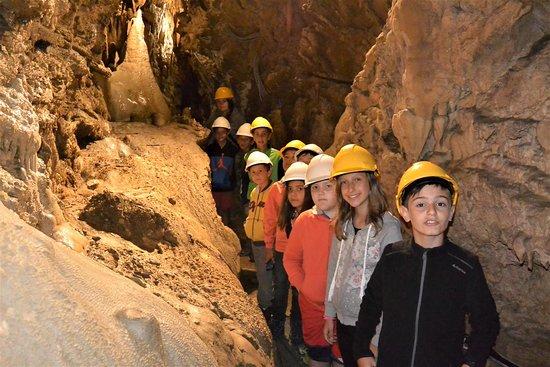 Equi Terme, Italy: Percorso turistico Grotte di Equi