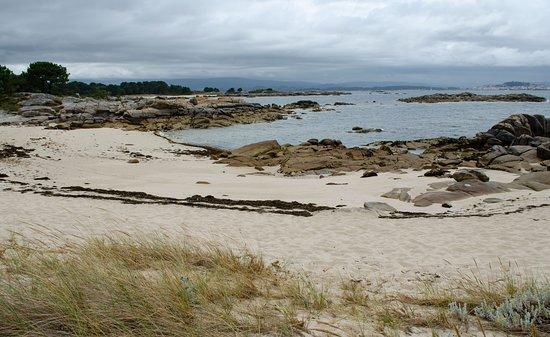Illa de Arousa, Spain: Playa de Lontreira
