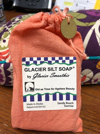 Glacier Silt Soap