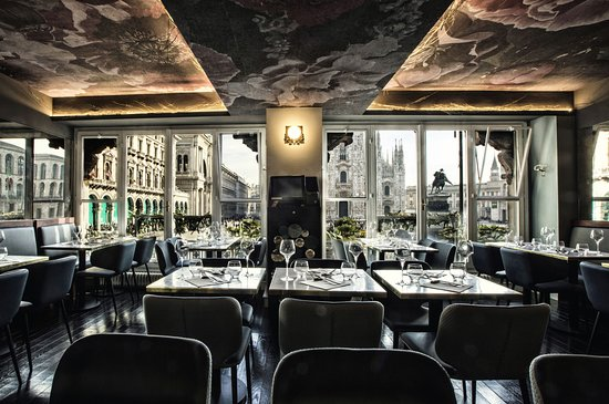 The 10 Best Restaurants With A View In Milan Tripadvisor