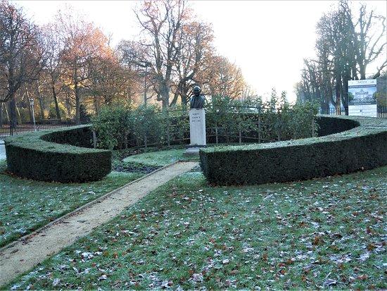 Buste de Robert Schuman