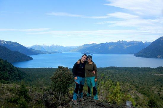 Petrohue, Cile: Mirador del Lago Todos Los Santos.