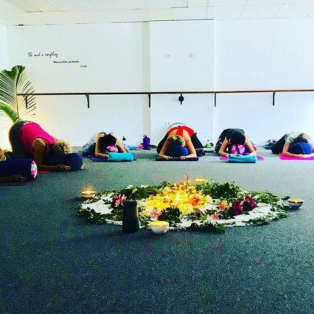 Deva Co. And Mini Buddhas Yoga