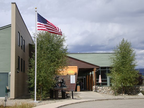 Winter Park, CO: Fraser Valley Library