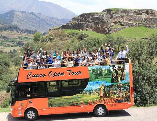 Cusco Open Tour