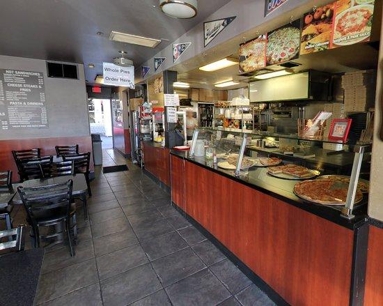 Joe S New York Pizza Scottsdale Downtown Scottsdale