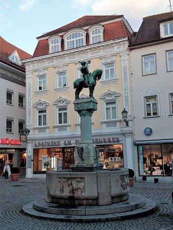 Esslingen am Neckar, Germany: Brunnen