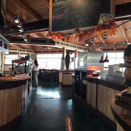Beaches Restaurant Bar Vancouver Restaurant Reviews