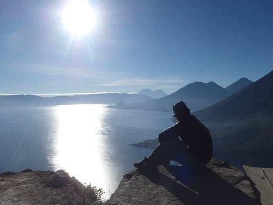 Bilde fra Santa Clara La Laguna