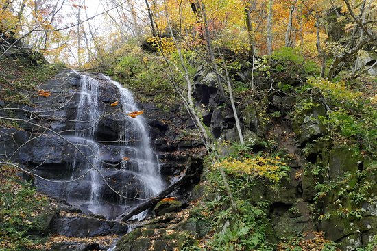 Towada, Япония: Kudan no Taki Waterfall