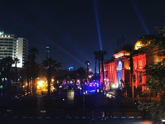 Window View - Picture of Museum View Hotel, Cairo - Tripadvisor
