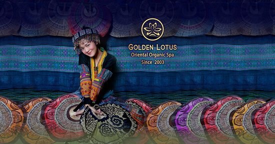 Golden Lotus Oriental Organic Spa