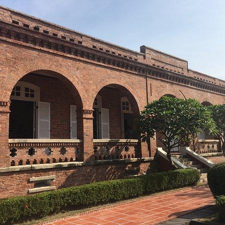 歷史悠久的領事館