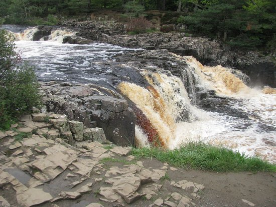 High Force Waterfall Photo