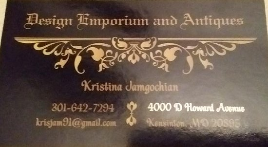‪Design Emporium and Antiques‬
