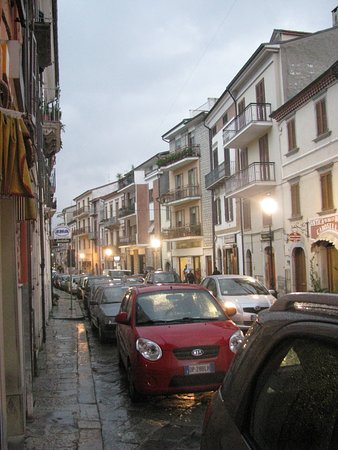 Molise, Italy: Agnone was a nice Italian Mountain town for a walk and to enjoy real Italian culture
