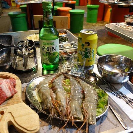 Oppa Korean Restaurant Tai Po Branch: OPPA韓國燒肉店