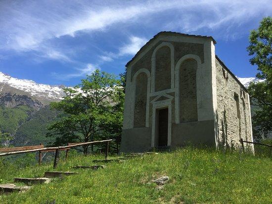 Cappella di S. Michele, Abbazia di Novalesa