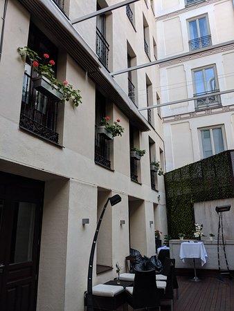 Hotel Hospes Puerta de Alcala Picture